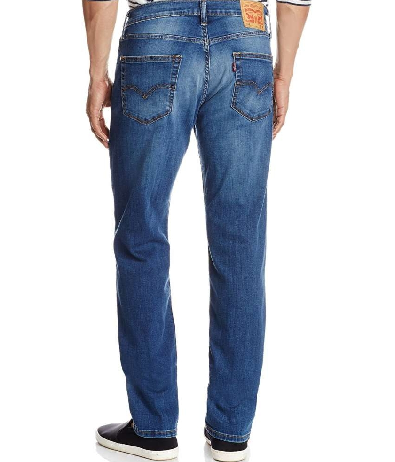 LEVI'S MEN'S 511 SLIM FIT JEANS 0128