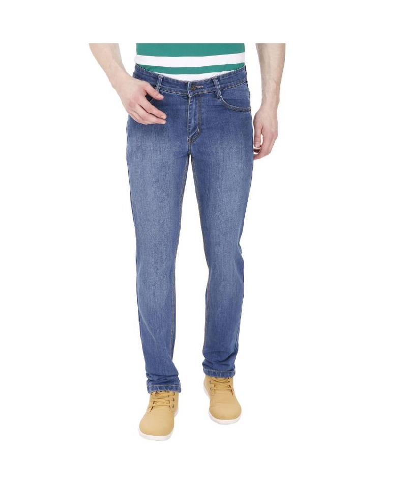 SPARKY REGULAR MEN'S BLUE JEANS