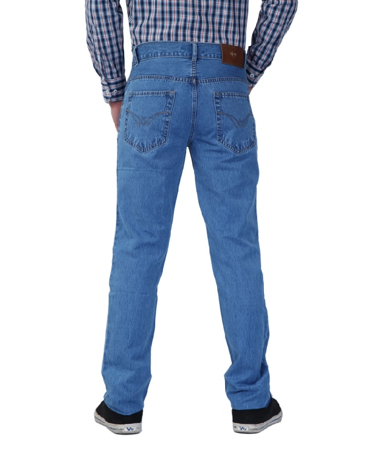 SPARKY DENIM BLUE JEANS