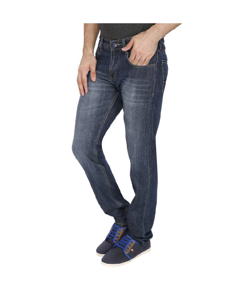 SPARKY SLIM MEN'S BLUE JEANS