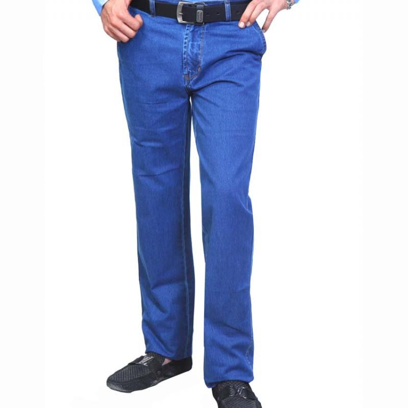 SPARKY CLOTHING BLUE COTTON BLEND REGULAR FIT JEANS